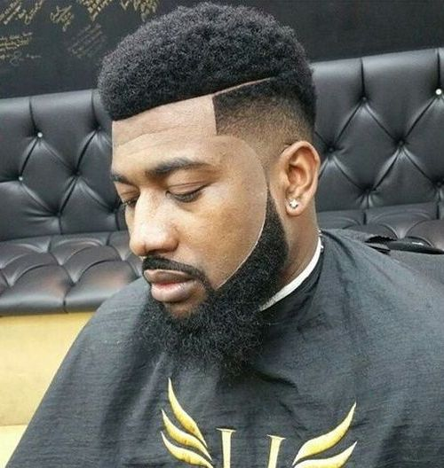 Geometric Cut for Black Men