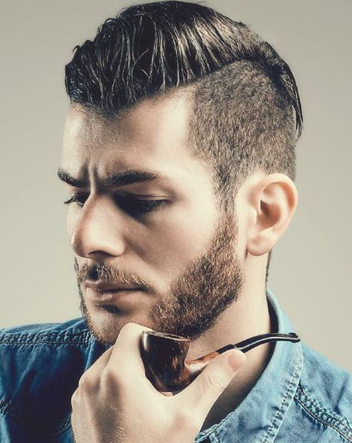 Hairstyles for Beards 2016