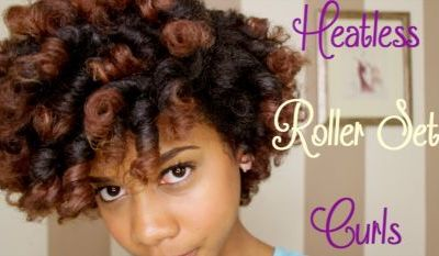 Heatless Curly Do