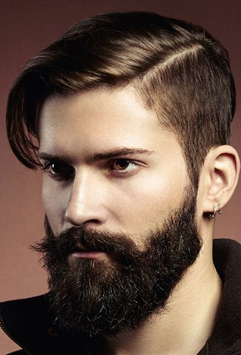 Superb 45 New Beard Styles For Men That Need Everybody39S Attention Short Hairstyles Gunalazisus