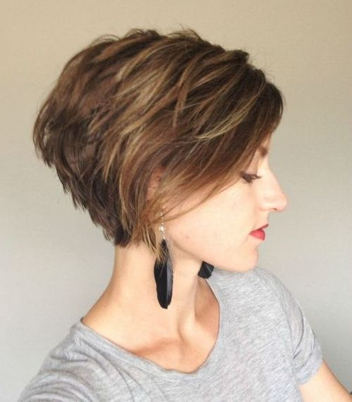 Long Pixie with Longer Layers