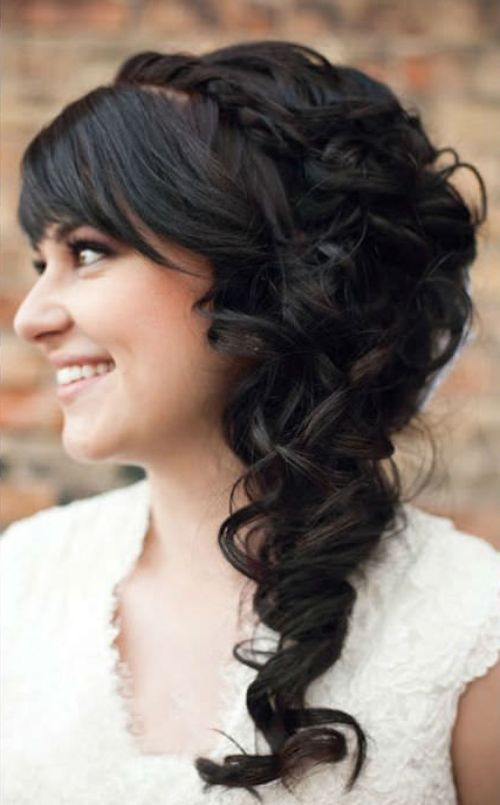 Tremendous 101 Chic Side Swept Hairstyles To Help You Look Younger Hairstyle Inspiration Daily Dogsangcom