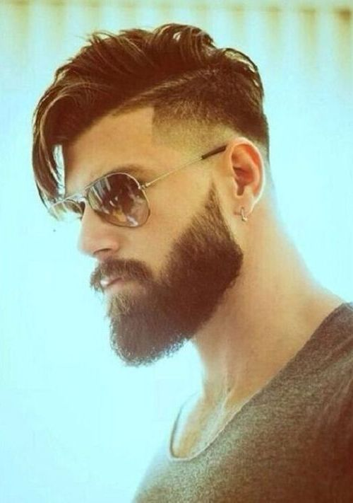 New Beard Styles 2016