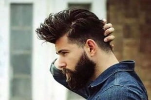 New Beard Styles for Men