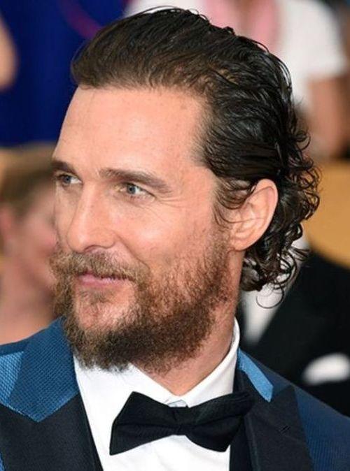 New beard styles