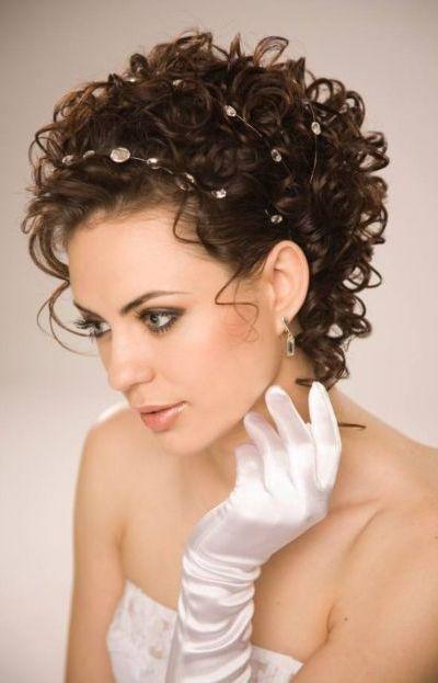 Pearls Headband Curly Do