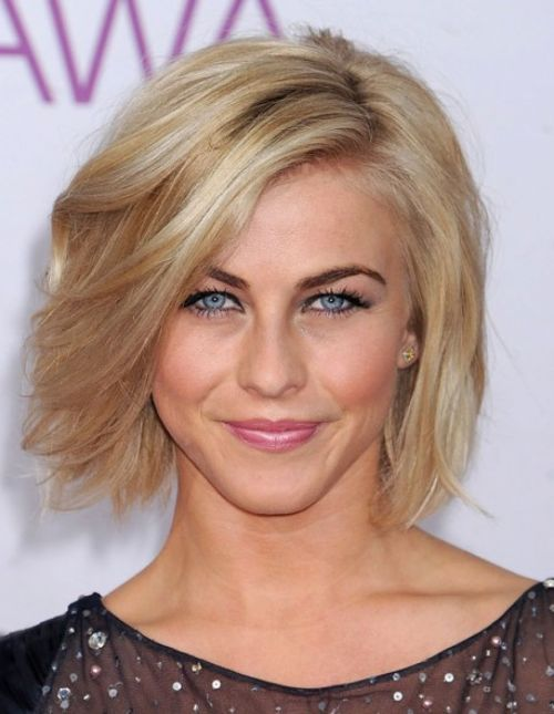 Short Bob with Layers