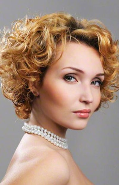 Magnificent 111 Amazing Short Curly Hairstyles For Women To Try In 2016 Hairstyles For Women Draintrainus