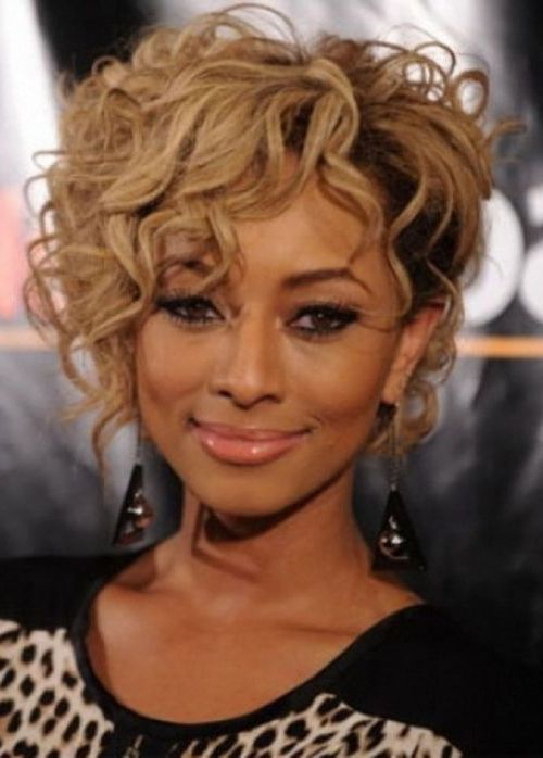 Remarkable 111 Amazing Short Curly Hairstyles For Women To Try In 2016 Short Hairstyles For Black Women Fulllsitofus