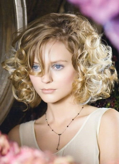 Fine 111 Amazing Short Curly Hairstyles For Women To Try In 2016 Short Hairstyles Gunalazisus
