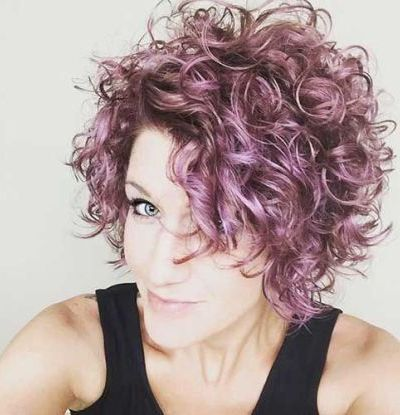 Brilliant 111 Amazing Short Curly Hairstyles For Women To Try In 2016 Hairstyles For Men Maxibearus