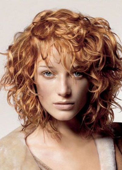 Short Curly Haircuts : 111 Amazing Short Curly Hairstyles for Women To Try in 2016