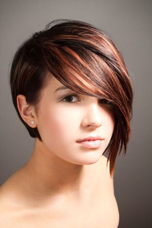 Strange 101 Chic Side Swept Hairstyles To Help You Look Younger Short Hairstyles Gunalazisus