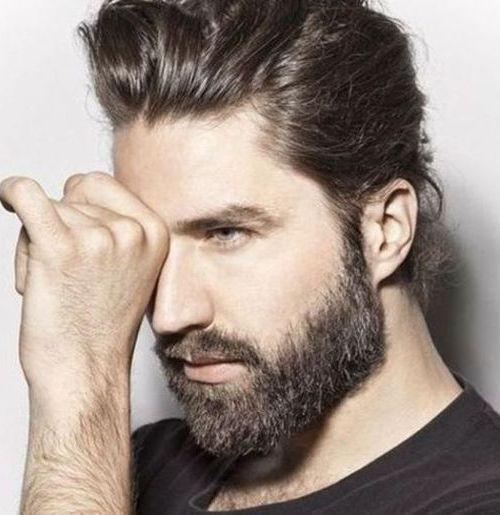 Terrific 24 Cool Full Beard Styles For Men To Tap Into Now Short Hairstyles For Black Women Fulllsitofus