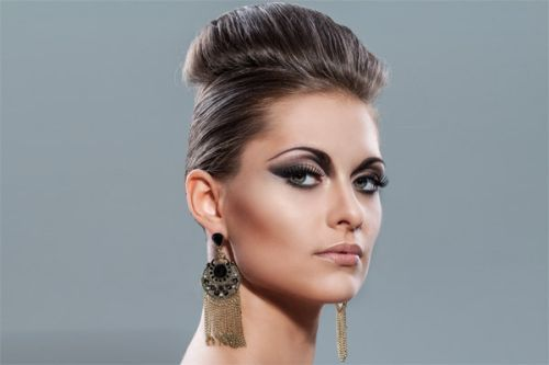 easy formal hairstyles for long hair 1