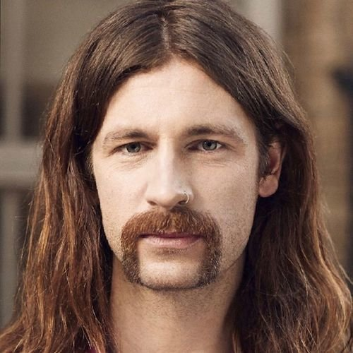 horseshoe mustache