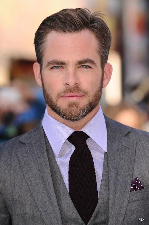professional beard style