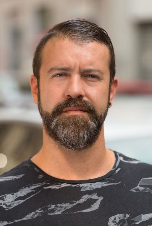 Defined Full Beards