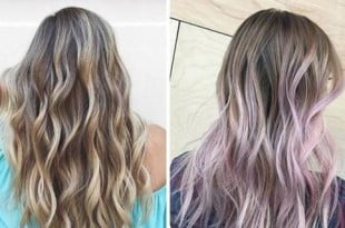balayage and ombre