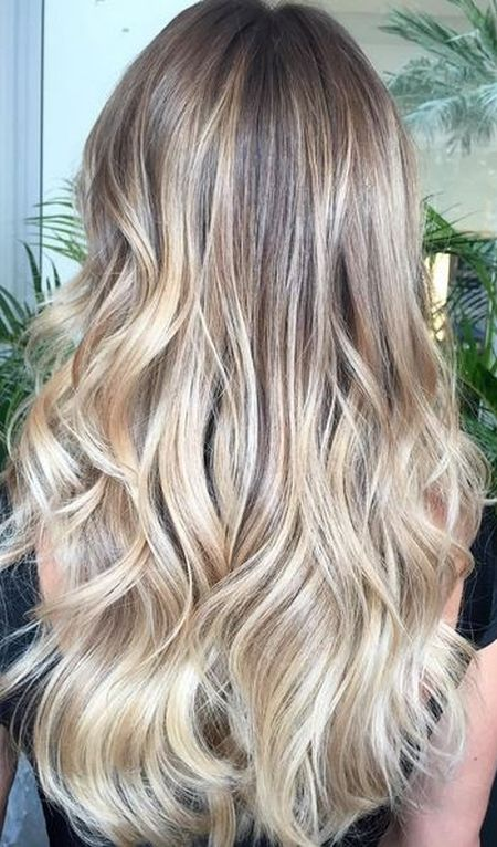Bleaching Natural Hair Ombre