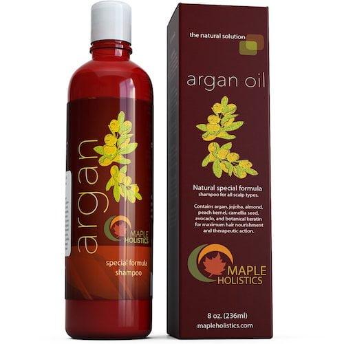 moisturizing shampoo argan
