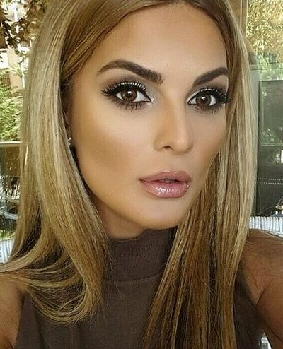 Best Hair Color For Brown Eyes Glamorous Ideas To Love - Hairstyle color blonde