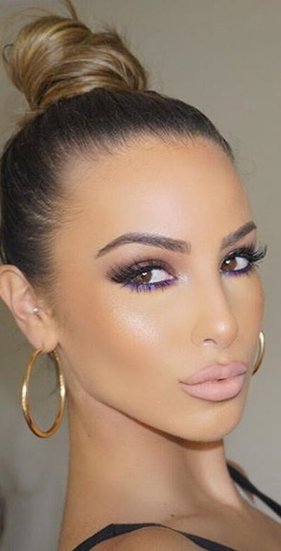 Best Hair Color For Brown Eyes 43 Glamorous Ideas To Love