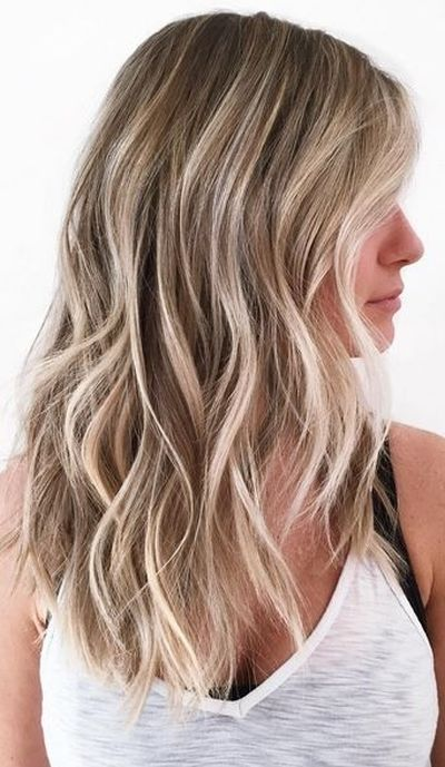 Blonde Hair Colors For Natural Brunettes