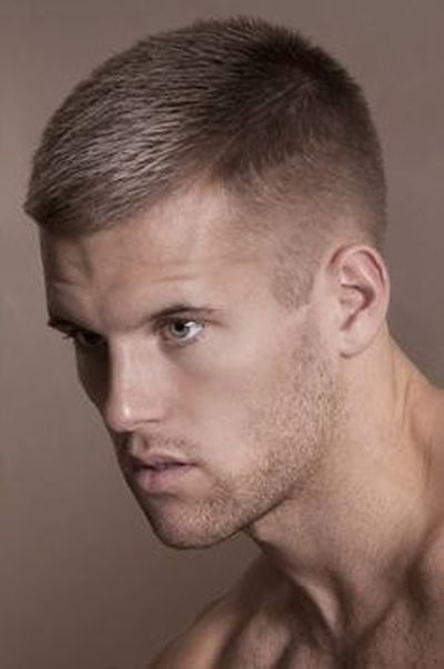 Close cut for thin hair