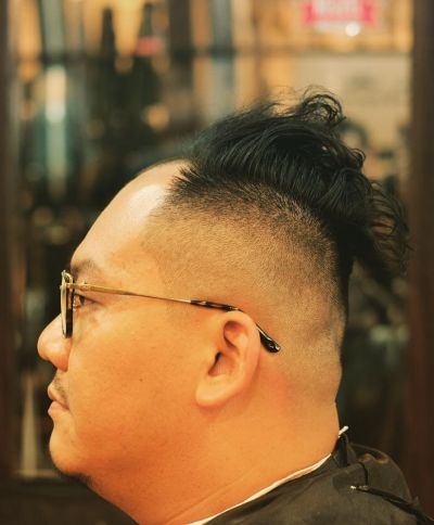 Hair style for asians — 8