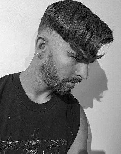 Low wave with undercut
