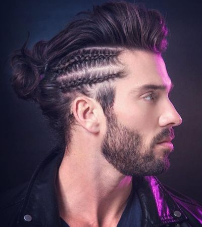 65 Striking Medium Length Hairstyles For Men The Ultimate List