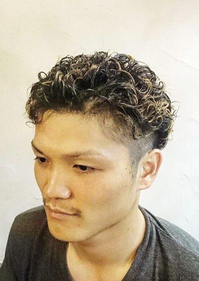 Ramen hairstyle