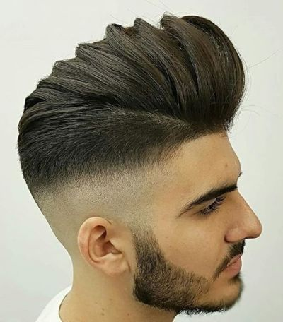 Rippled mohawk