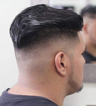 Captivating Subtle V Shape Hairstyle