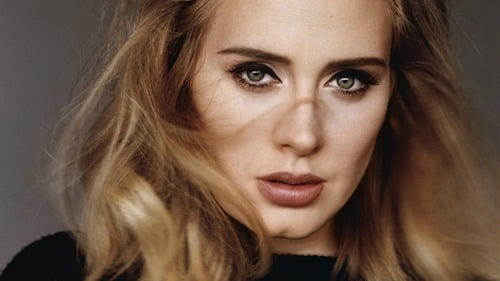 adele eyebrows