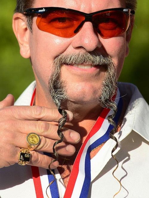 wojo wrzeniewski mustache
