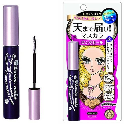 asian mascara isehan kiss me heroine