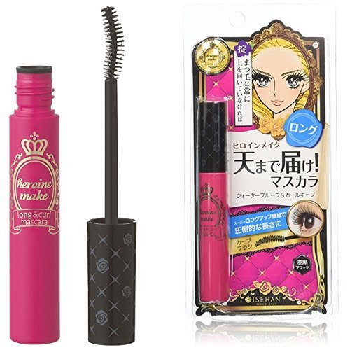 best asian mascara kiss me heroine