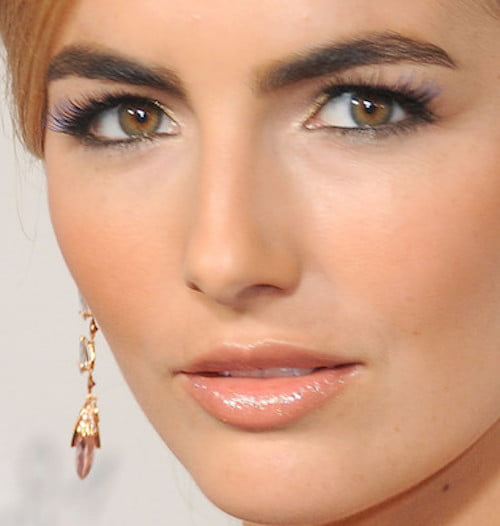 camilla belle hooded eye