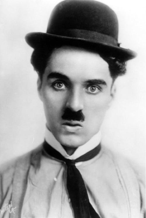 charlie chaplin mustache