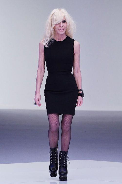 Donatella Versace Who Is She