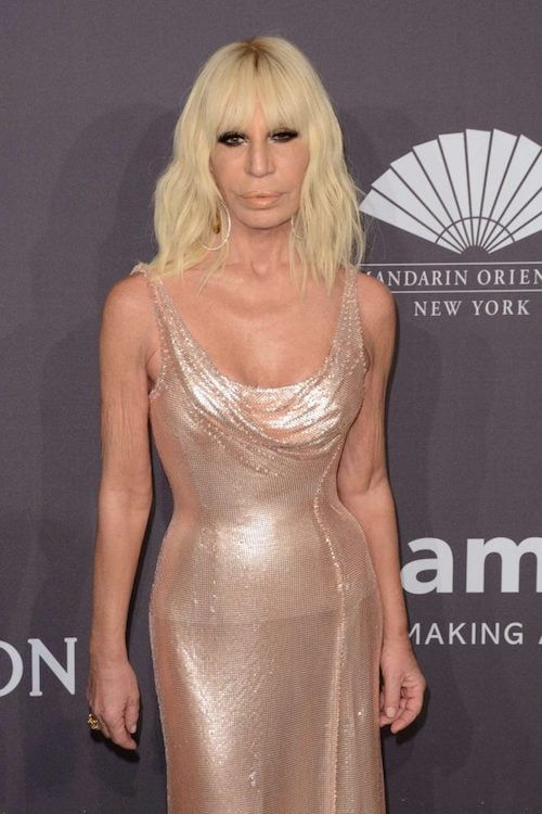 Donatella Versace Net Worth 2016