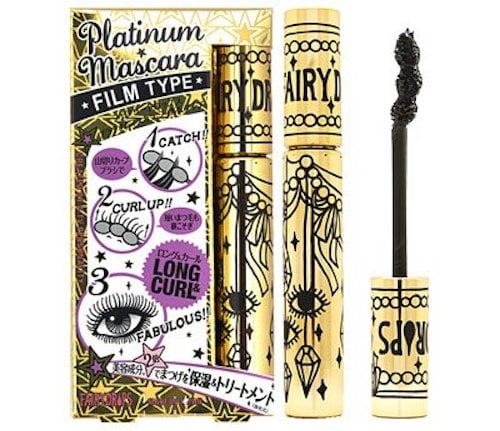 best mascara, fairydrops platinum mascara