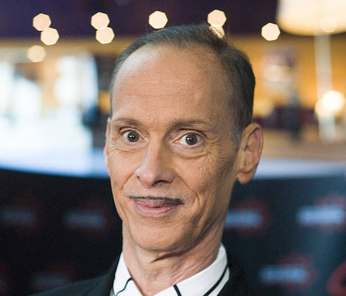 john waters pencil mustache