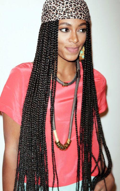 mega box braids
