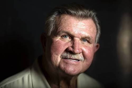 mike ditka mustache