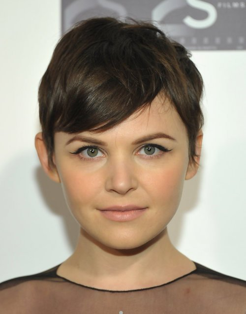 52 Short Hairstyles for Round, Oval and Square Faces