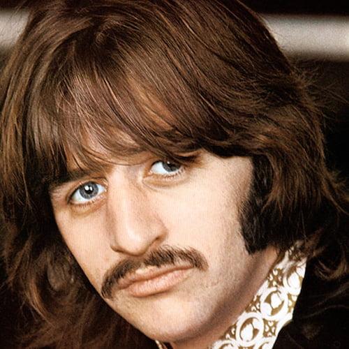 ringo starr mustache