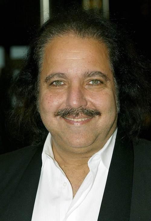 ron jeremy mustache
